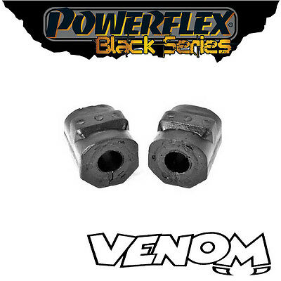 Powerflex Black Front AntiRoll Bar Bush 18mm VW Polo Mk 2 86C 81-94 PFF85-105BLK