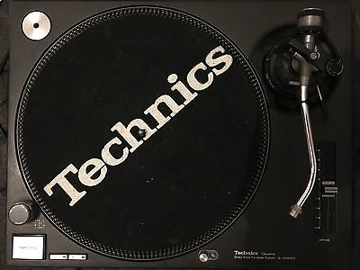 TECHNICS SL-1210 MK2 TURNTABLE - FULLY WORKING!! Great Solid Deck See Desc