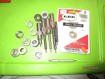 Lot #616   17 Pc.  Lee Case Trimmers, Auto Shell Holders
