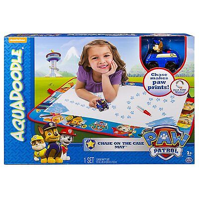 New! Spin Master Paw Patrol Aquadoodle by Nickelodeon