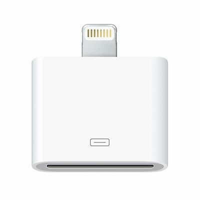 30 Pin to 8 Pin Adapter Converter Charger Dock from Iphone 4 to Iphone 5 6 7
