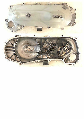 PIAGGIO ZIP 2000 2 times CARTER COVER TRANSMISSION with gear original