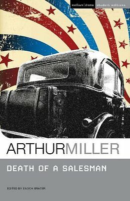 Death of a Salesman (Student Editions) New Paperback Book ARTHUR. MILLER