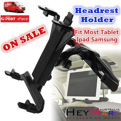 1x set New iPad 2 3 4 5 Air Samsung Seat Headrest Tablet Stand Car Mount Holder