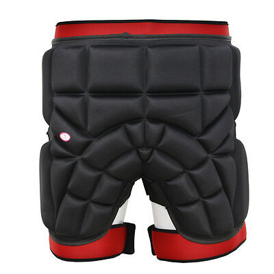 Copozz Skiing Snowboard Hip Protective Pants Pad 20mm Thickness Padded Shorts