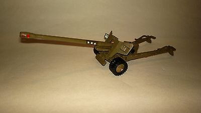Soviet USSR Russian WWII Vintage BS-3 anti-tank cannon metal military toy