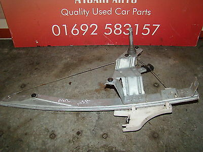 Ford Mondeo Mk3 Passenger Rear Manual Window Regulator Fast Dispatch 2001-2007