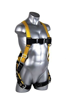 Safety Harness Roofer Fall Protection Construction Climbing Gear High Altitude