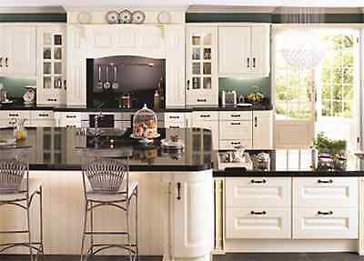 Sheriton Painted Ivory Door Replacement Kitchen Cabinet Doors Drawer Unit Fronts