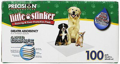 Precision Pet Products Little Stinker Housebreaking Pads