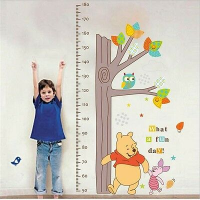 winni pooh wandtattoo kinderzimmer aufkleber wandsticker. Black Bedroom Furniture Sets. Home Design Ideas