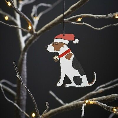 Jack Russell Christmas Decoration Xmas gift
