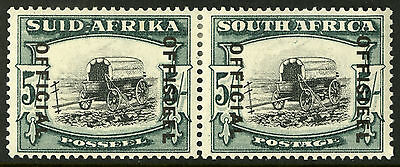 South Africa  1940  Scott # O 39  Mint Lightly Hinged