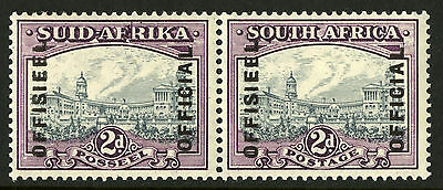 South Africa  1945  Scott # O 41  Mint Lightly Hinged