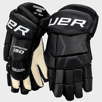 Bauer Supreme 150 Gloves - JNR