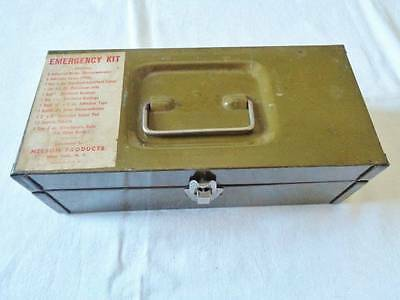 Vintage Emergency Kit-Nelson Products