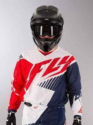 "First Racing Motocross Offroad Race Kit 34"" Jeans L Shirt Sxf Yzf Crf Kxf Tc Fc"