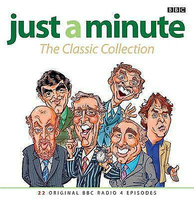 Just A Minute The Classic Collection - 11 Cd Audio Book -22 Episodes - New