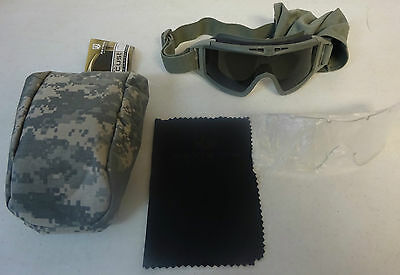US Military Revision Desert Locust Goggle System ACU New With Tags