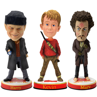 Limited Edition Home Alone Bobblehead - Kevin Harry Marv - Set of 3 - BRAND NEW!