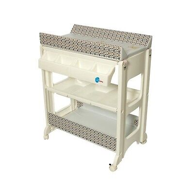 FIRST BABY SAFETY Table a langer avec baignoire
