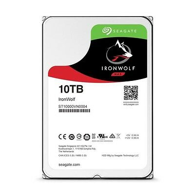 """Seagate NAS HDD Iron Wolf 10To 3,5"""""""