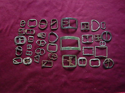 Medieval Buckles Collection