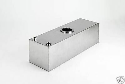 Stainless Steel Fuel / Water Tank 120 Litres  304 grade