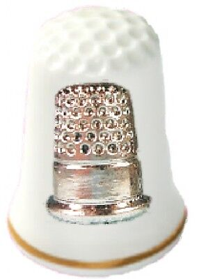 Thimbleze(silver)  Thimble  by JMJ Gifts