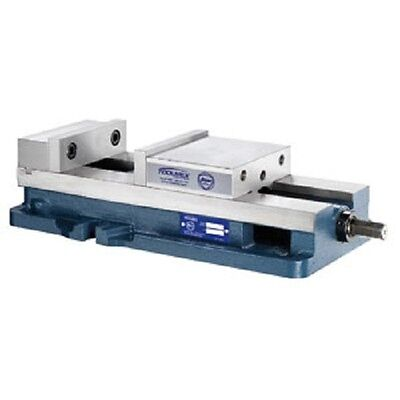 """Toolmex Workholding Mill Vise Jaws 6"""" Opening 7 1/2""""  10 YEAR WARRANTY"""