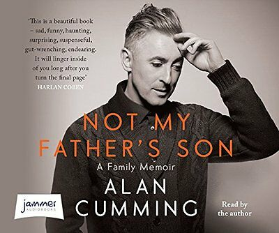 Not My Father's Son New Audio CD Book Alan Cumming