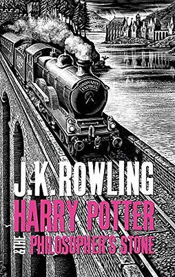 Harry Potter and the Philosopher's Stone New Hardcover Book ROWLING J.K.