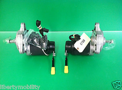L & R Motors & Gearboxes for Scooter Store TSS 300  DRVMOTR 1417/1418 #6766
