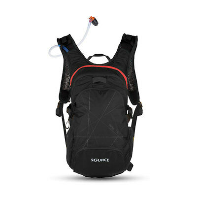 Source Fuse 12L Hydration Pack - 3 Litre Bladder - Mountain Bike Cycling MTB