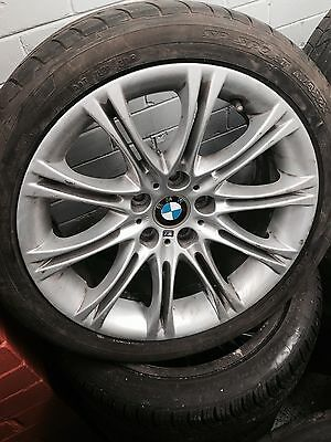 BMW Genuine Wheels 18x8J With Tyres For 320 325 328 330 335 M3 Set Of 4