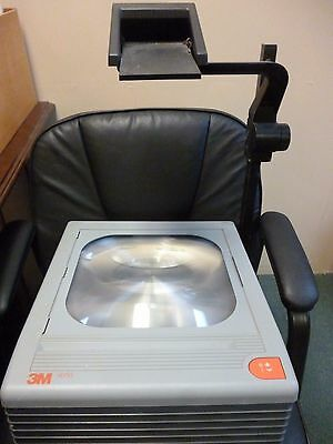3M 9050 Overhead Projector Quality Working Unit Tested Teacher School or Office