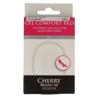Cherry Blossom Invisible Gel Comfort Pad for High-Heel Shoes