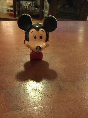 VINTAGE MICKEY MOUSE NIGHT LIGHT by G.E.-- Still Working!!!