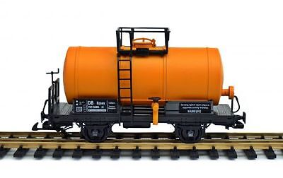 Zenner Tank wagon converted by Track G to Gauge 2 (64mm), orange