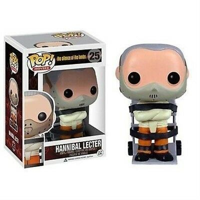 Funko - Silence of the Lambs Hannibal Lecter Pop! Vinyl Figure #25 New In Box
