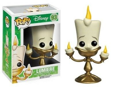 Funko - Beauty and the Beast Lumiere Pop! Vinyl Figure #93 New In Box