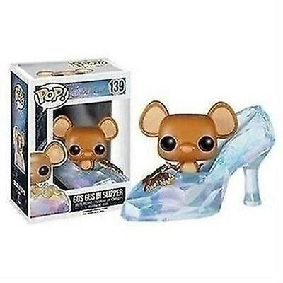 Funko - Disney Cinderella Gus Gus Slipper Pop! Figure #139 New In Box