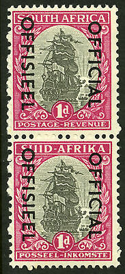 South Africa  1950-54  Scott # O 45  Mint Never Hinged - Shade Variety