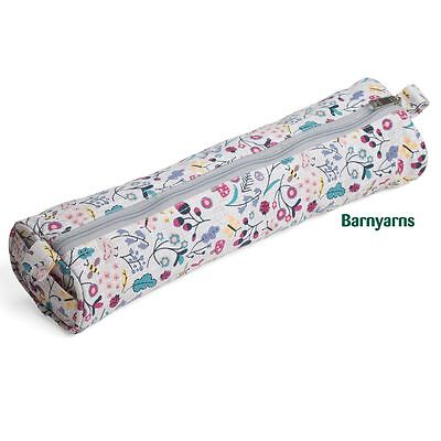 Knitting Bag, knitting Needle Case Storage for knitting Pins and Needles Spring