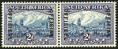 South Africa  1935-50  Scott # O 28  Mint Lightly Hinged