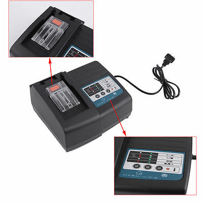 (Qty 1) New DC18RC 18V Volt Lithium-Ion Rapid cordless Battery Charger US