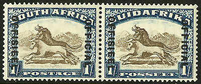 South Africa  1930-47  Scott # O 19  Mint Lightly Hinged