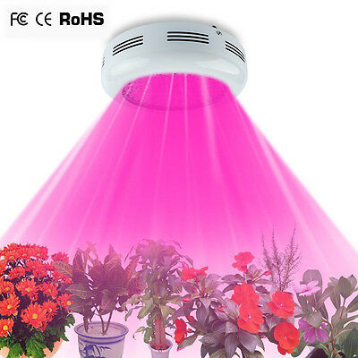 200W UFO Lamp LED Grow Light Panel Full Spectrum  for plants grow and blossom