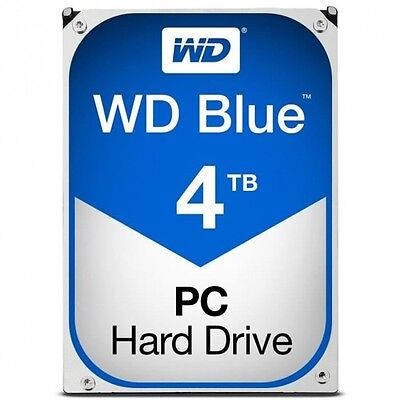 """WD Blue 4To 64Mo 3.5"""""""