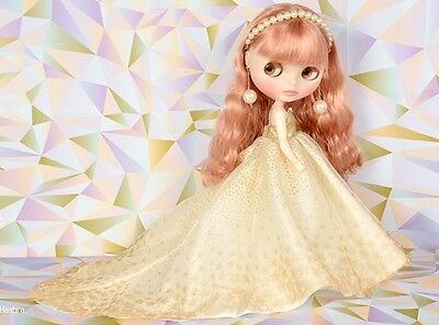 CWC Exclusive 15th Anniversary Neo Blythe Allegra Champagne free shipping
